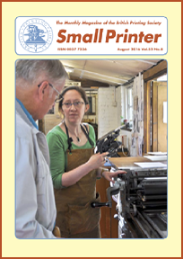 Small Printer Vol 52 - August