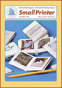 Small Printer Vol 53 - February
