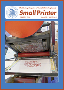 Small Printer Vol 53 - March
