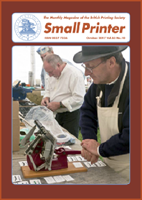Small Printer Vol 53 - October